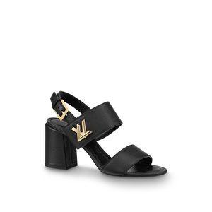 LV sandals 38